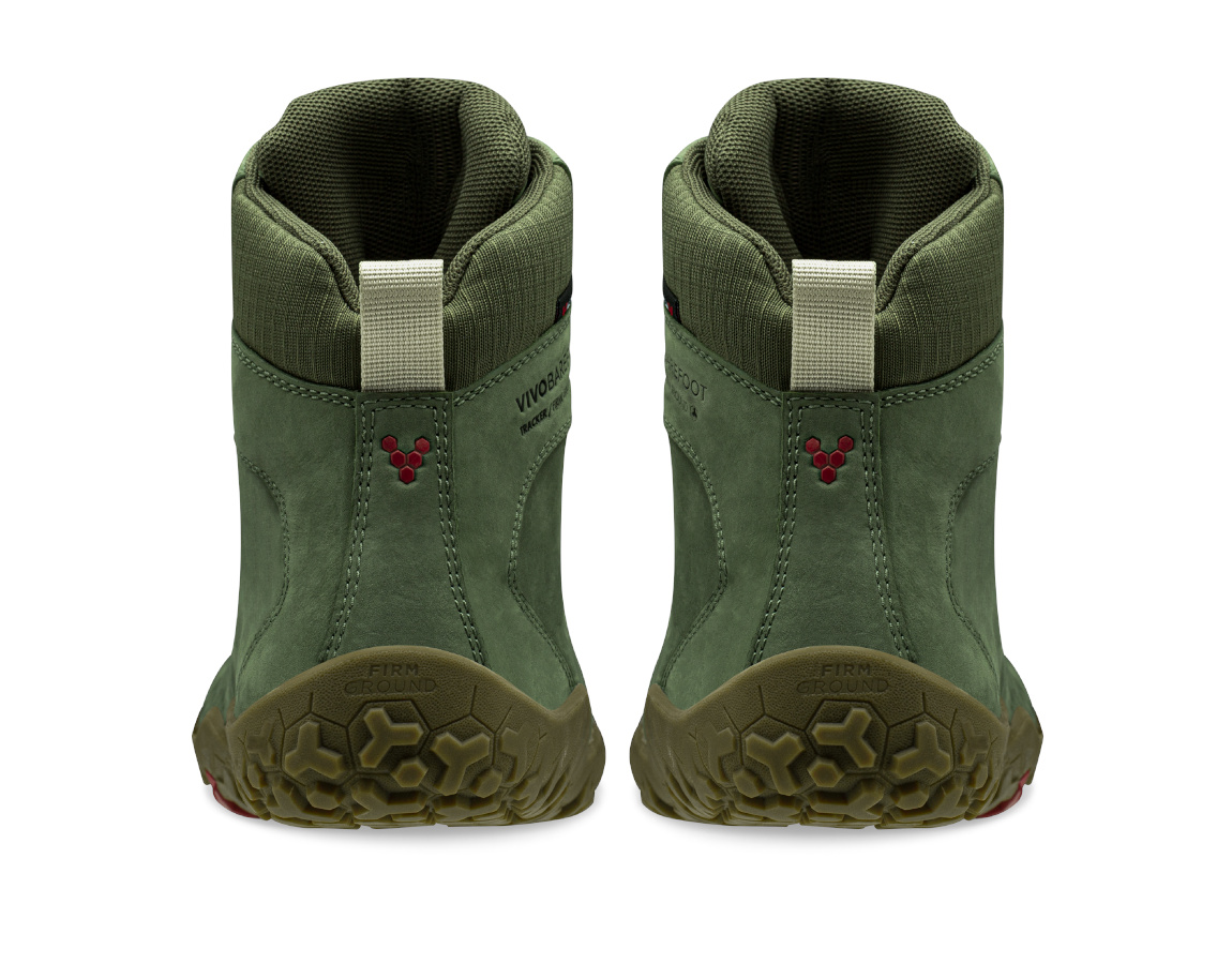 Vivobarefoot TRACKER FG MENS BOTANICAL GREEN ()