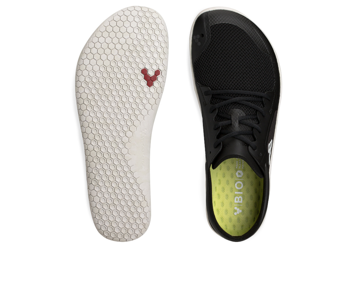 Vivobarefoot PRIMUS LITE II B MENS Textile/Black ()