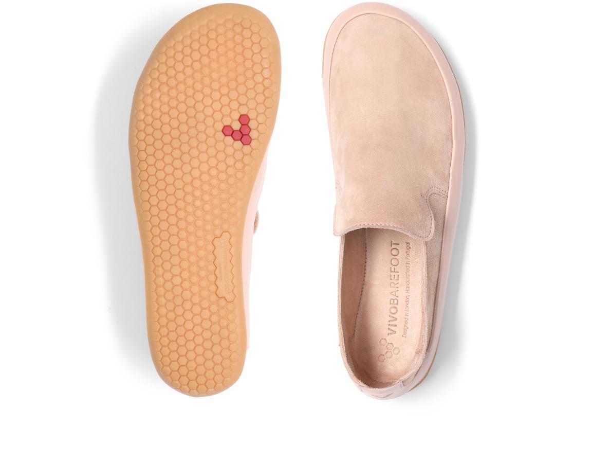 Vivobarefoot OPANKA WOMENS PINK GRANITE ()