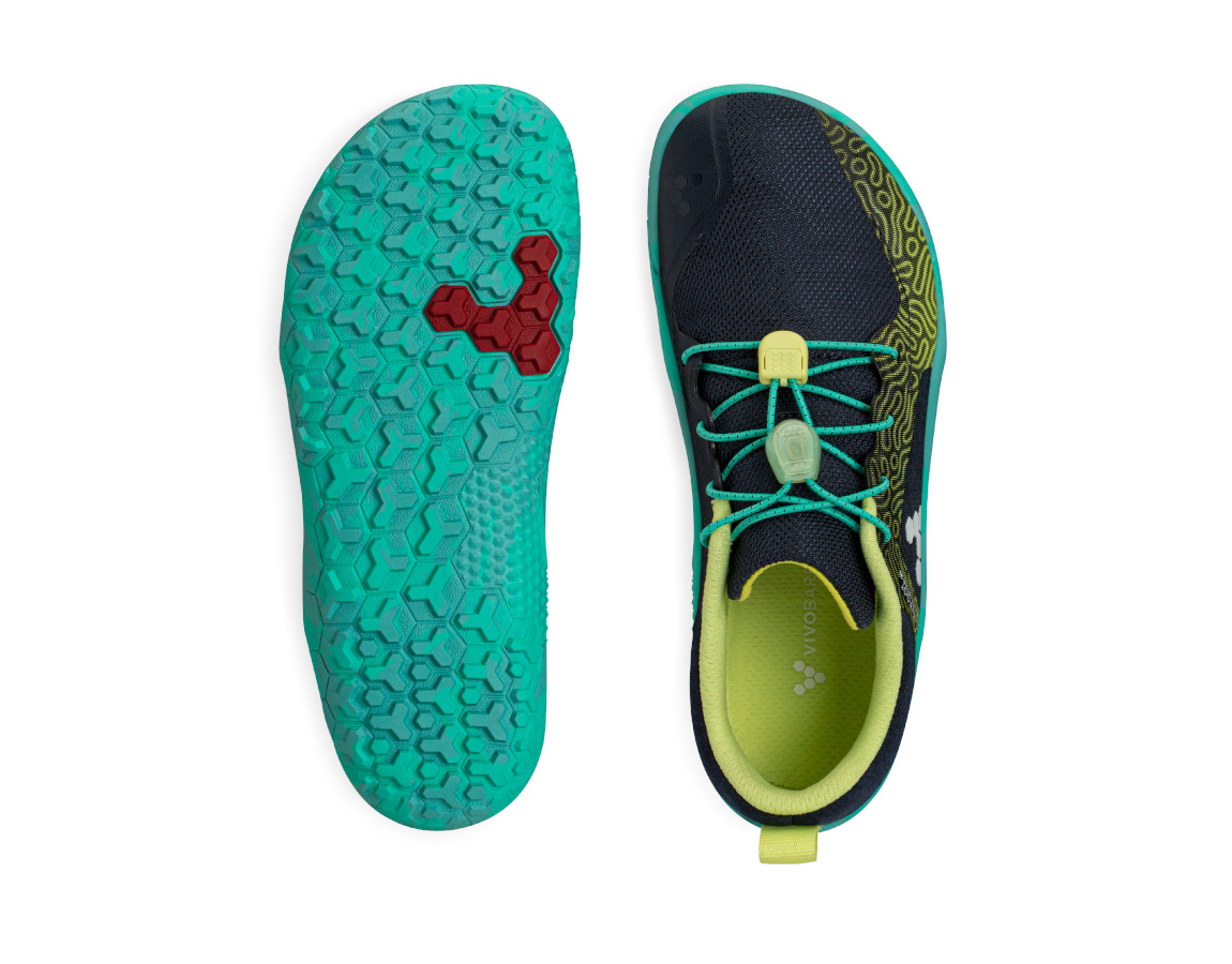 Vivobarefoot PRIMUS TRAIL KIDS MIDNIGHT ()