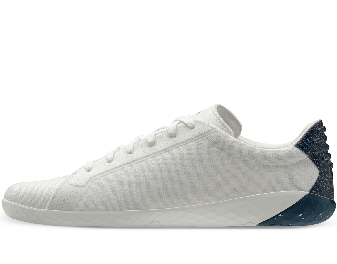 Vivobarefoot GEO COURT ECO MENS WHITE/NAVY/RED ()
