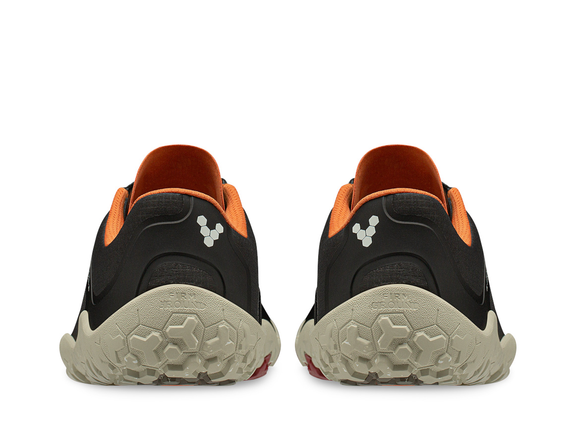 Vivobarefoot PRIMUS TRAIL FG ALL WEATHER M OBSIDIAN ()