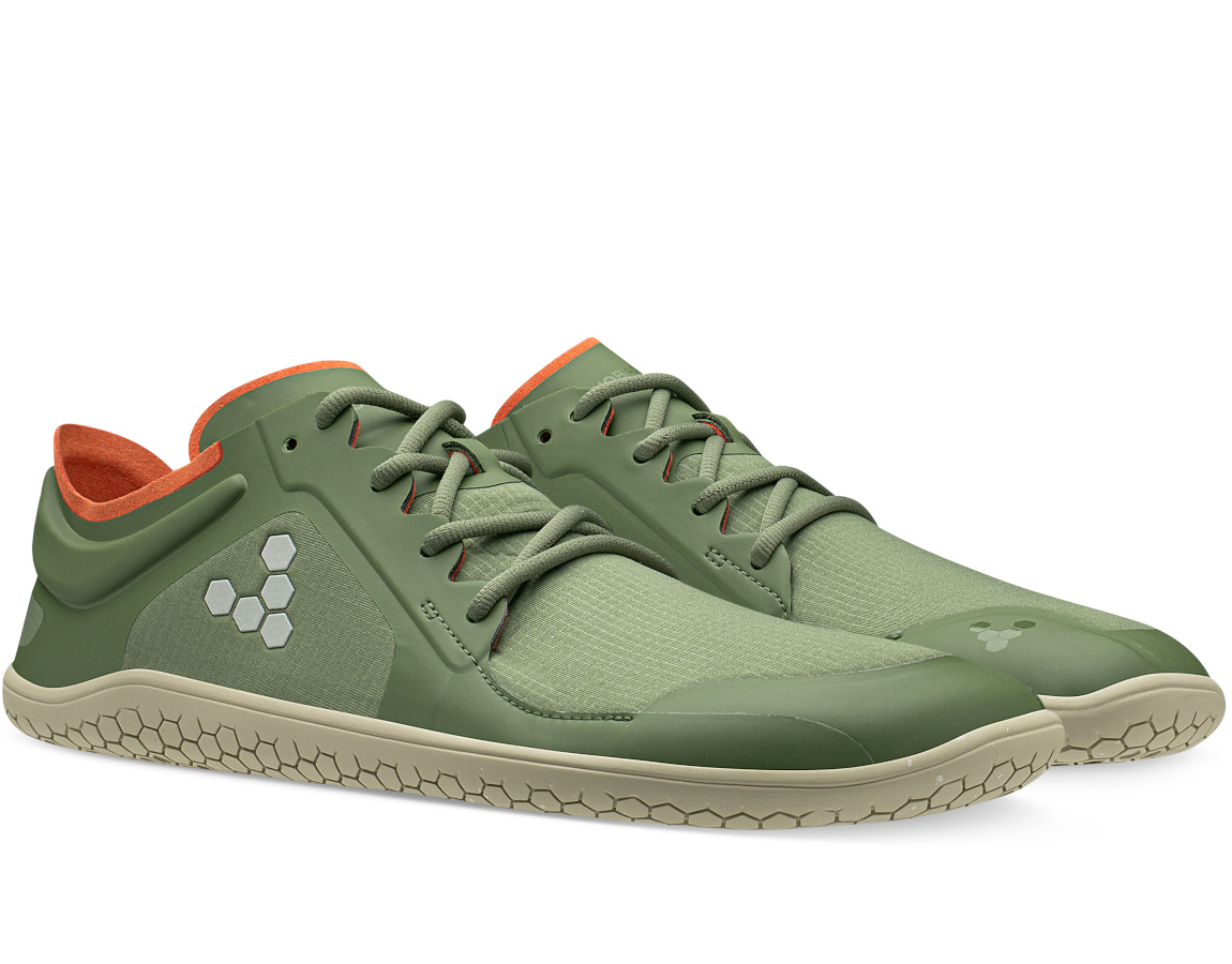 Vivobarefoot PRIMUS LITE II R ALL WEATHER M BOT GRN ()