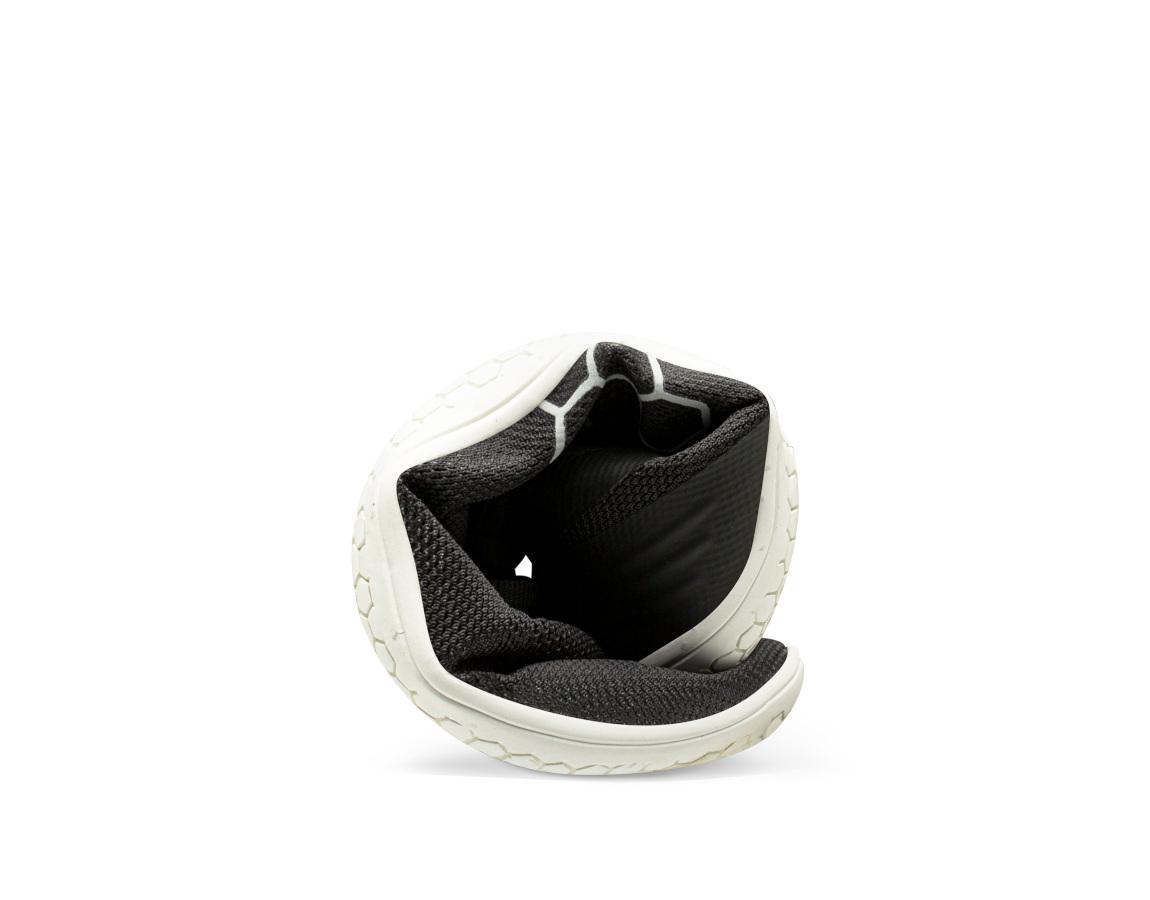 Vivobarefoot GEO RACER L OBSIDIAN/WHITE Textile ()