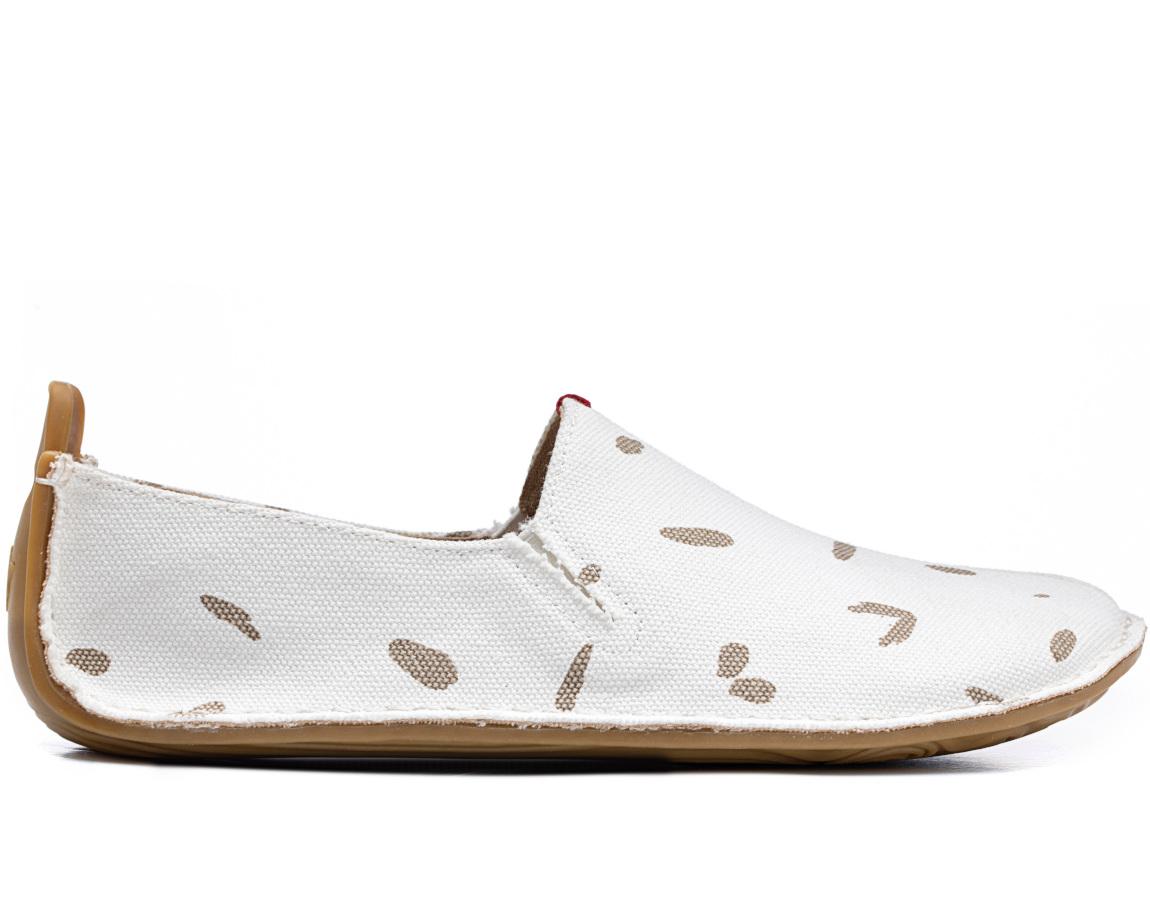 Vivobarefoot ABABA MENS WHITE SWIPE
