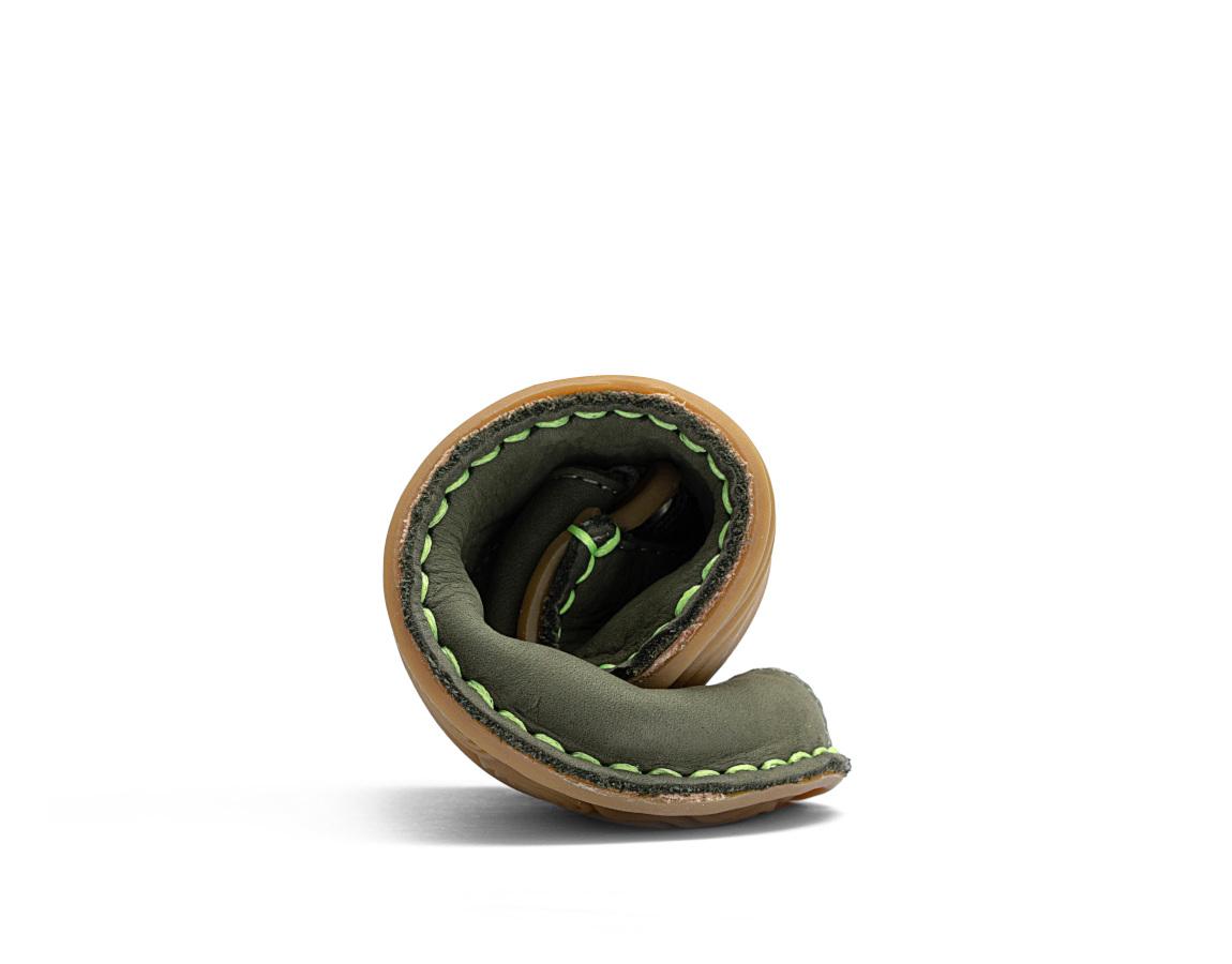 Vivobarefoot ABABA KIDS BOTANICAL GREEN ()