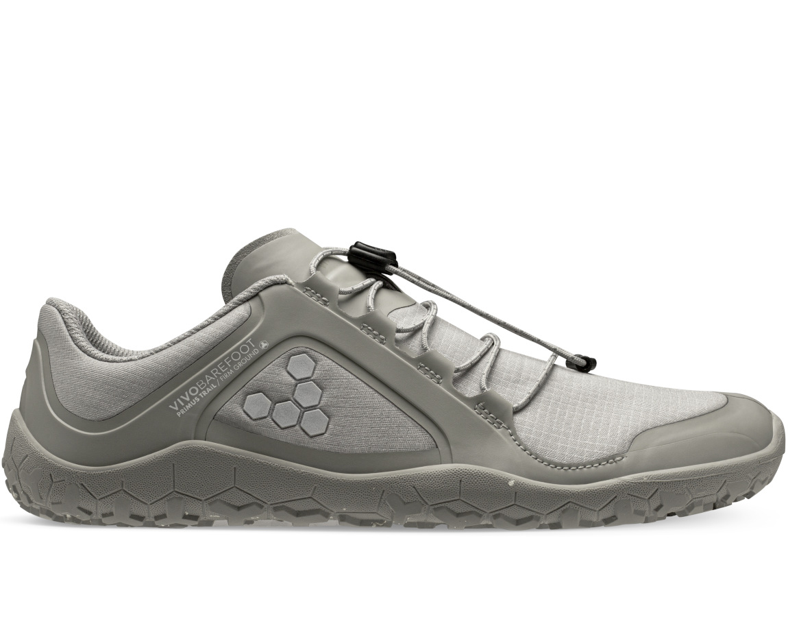 Vivobarefoot PRIMUS TRAIL II ALL WEATHER FG MENS ZINC ()