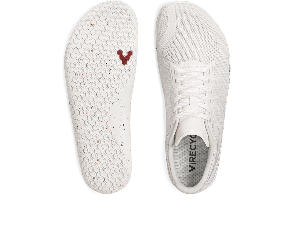 Vivobarefoot GEO RACER II WOMENS BRIGHT WHITE ()