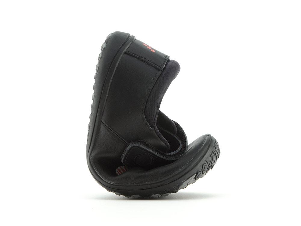 Vivobarefoot PALLY K Leather Black ()