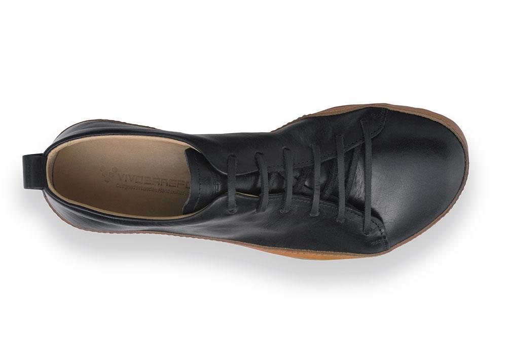 Vivobarefoot BANNISTER L Black ()