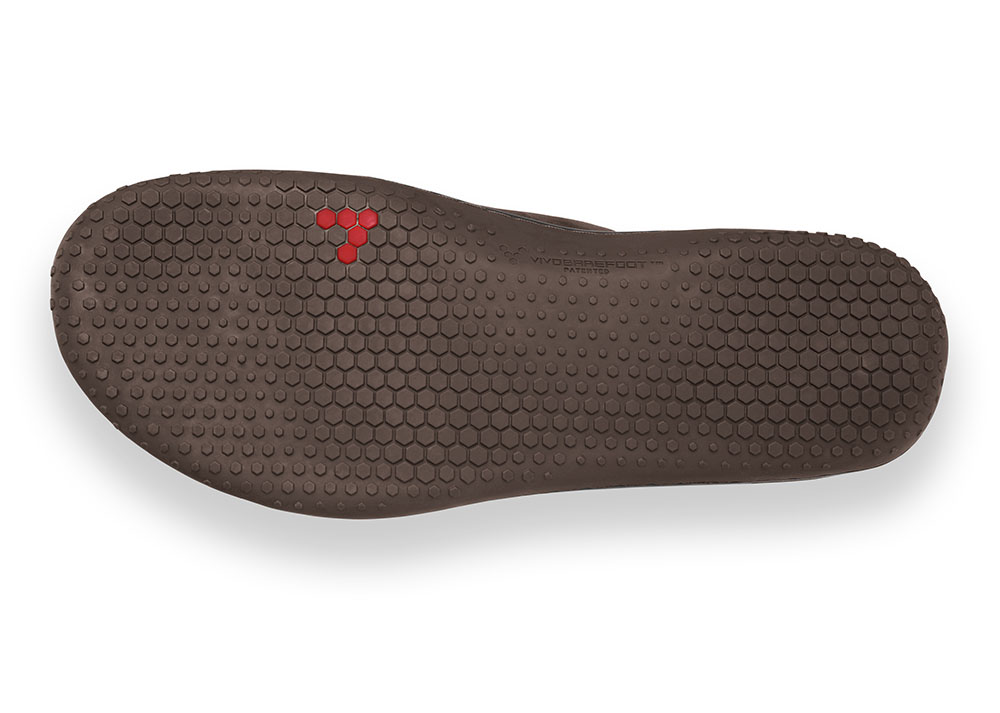 Vivobarefoot TIGRAY SOFA M Dark Brown ()