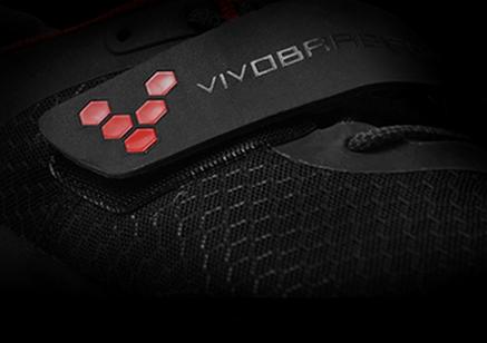 Vivobarefoot MOTUS L Black/ Red ()