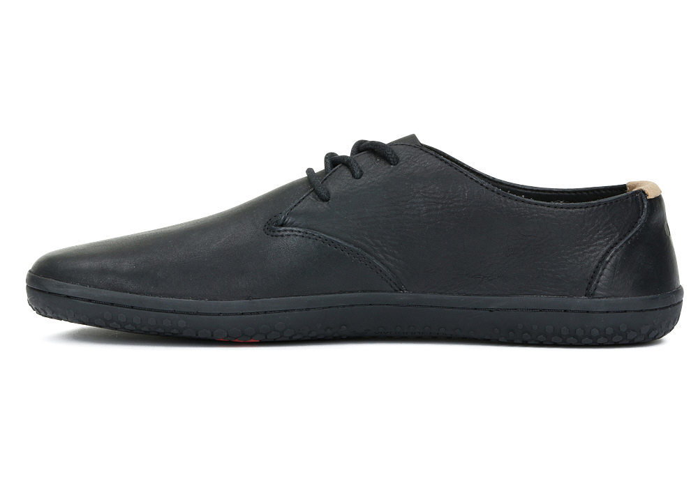 Vivobarefoot  RA II M Leather Black/Hide ()