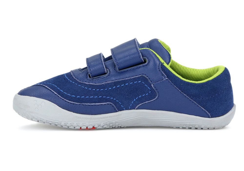 Vivobarefoot  RENO K Leather Navy ()