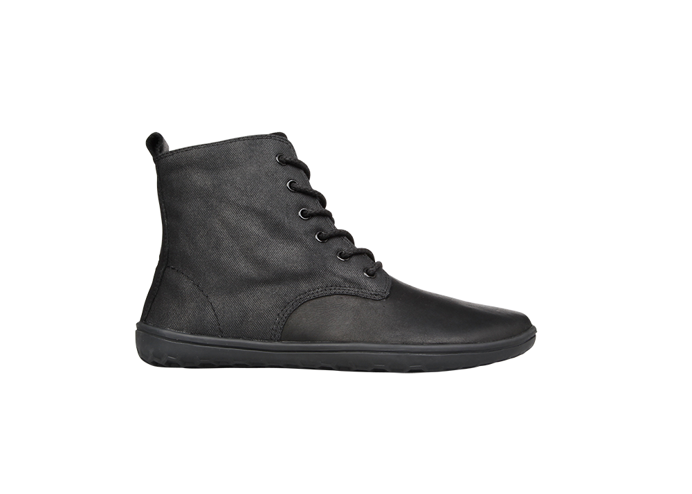 Vivobarefoot  SCOTT M Leather Black ()
