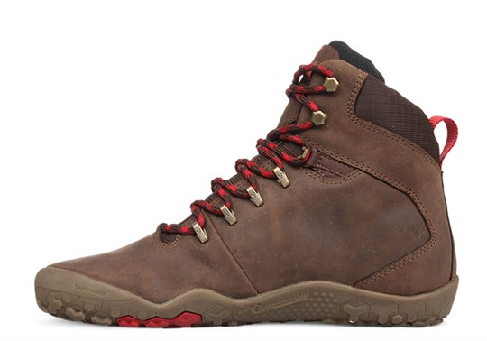 Vivobarefoot TRACKER FG L Leather Dk Brown ()