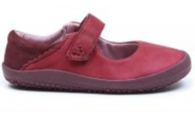 Vivobarefoot  WYN K Leather Burgundy