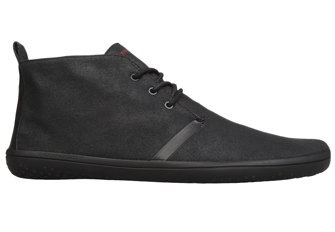 Vivobarefoot  GOBI II M Canvas WP Black