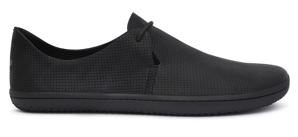 Vivobarefoot RIF L Leather Black/Hide ()