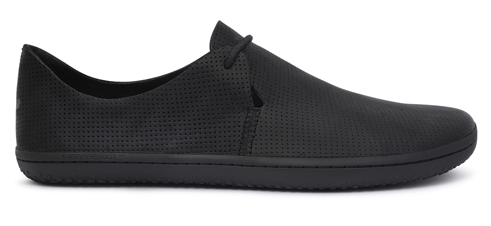 Vivobarefoot RIF L Leather Black/Hide