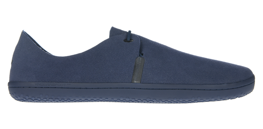Vivobarefoot RIF M Eco Suede Navy