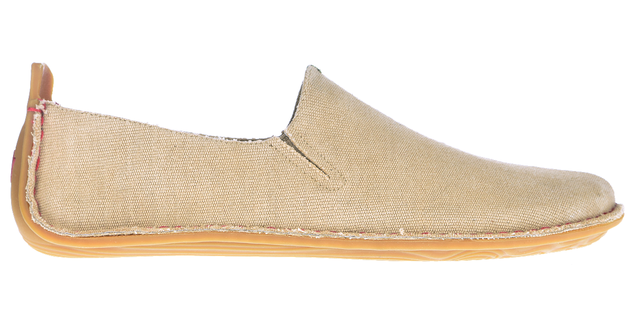 Vivobarefoot ABABA L Canvas Natural ()