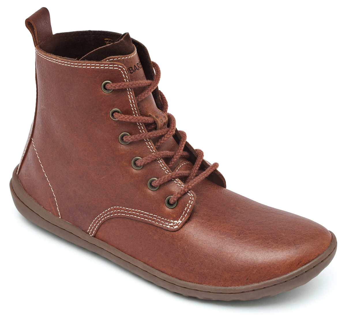Vivobarefoot SCOTT M Leather Tobacco ()