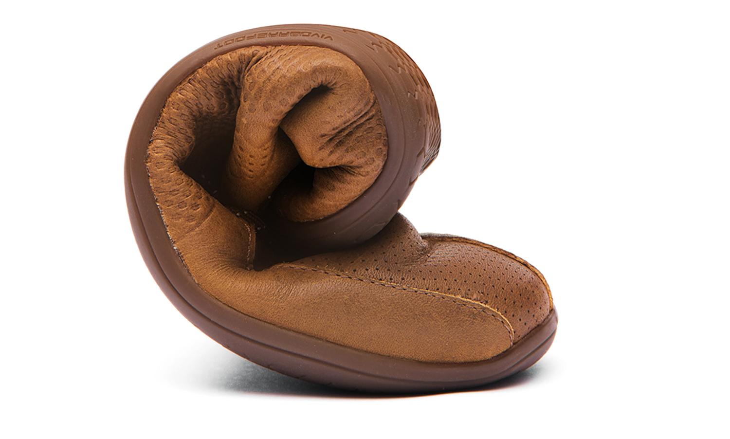 Vivobarefoot PRIMUS LUX WP L Leather Chestnut ()