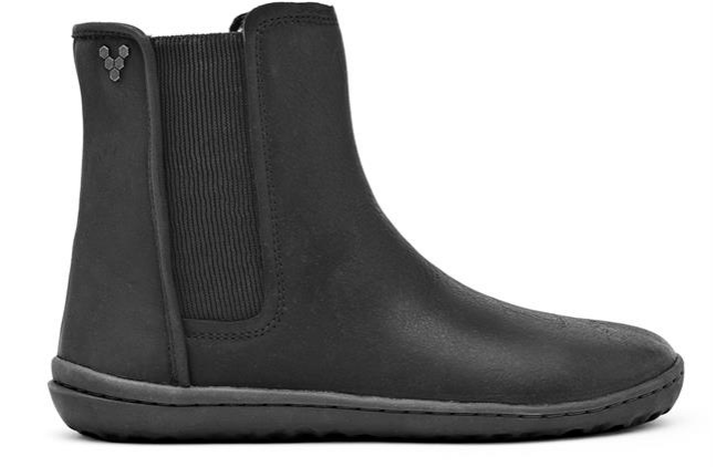 Vivobarefoot NEPAL L Leather Black