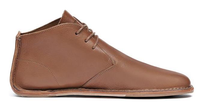 Vivobarefoot  PORTO ROCKER HIGH M Leather Tan