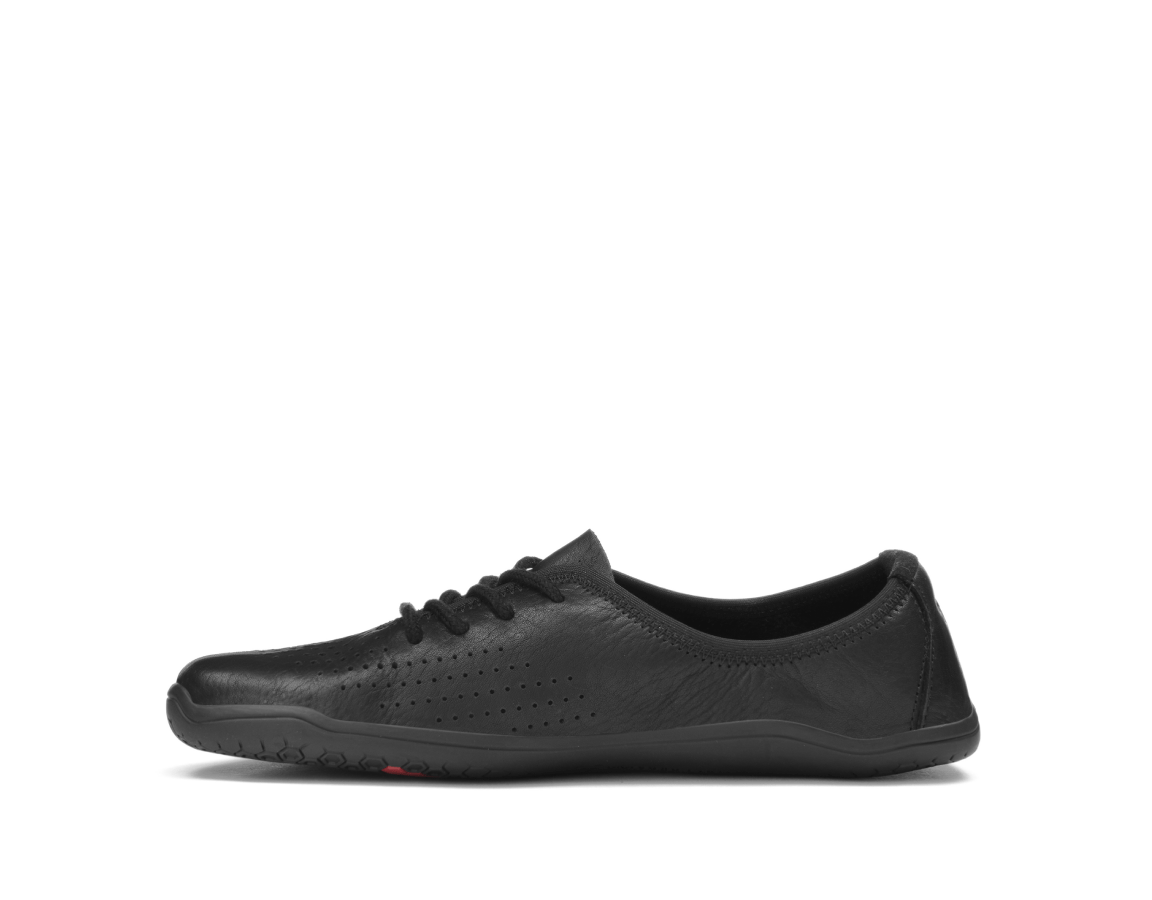 Vivobarefoot MIA J Leather Black ()