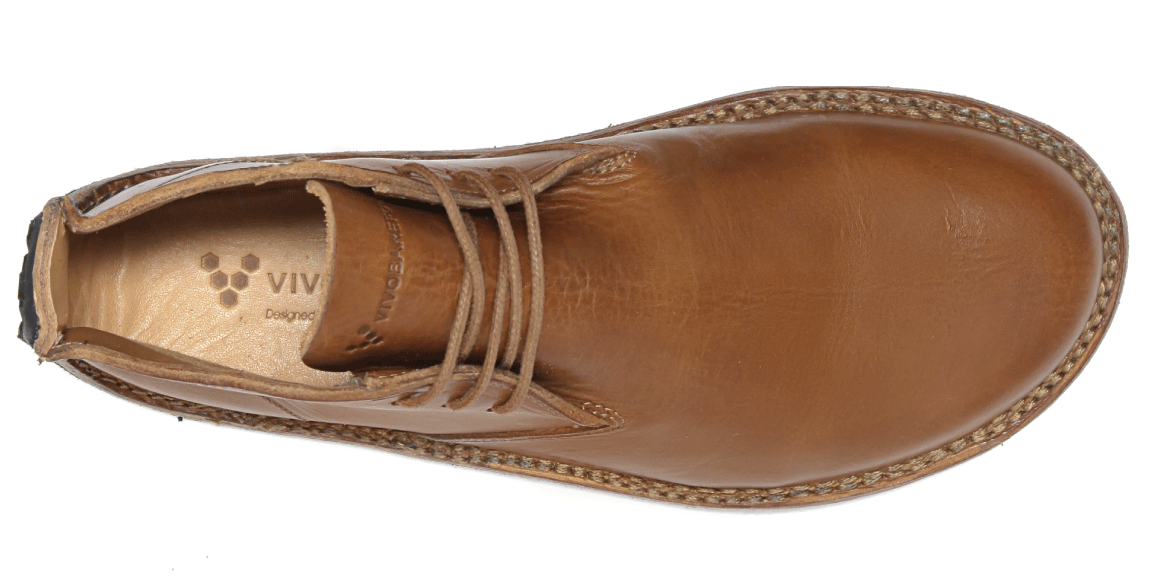 Vivobarefoot  PORTO ROCKER HIGH M TY Leather Tan ()