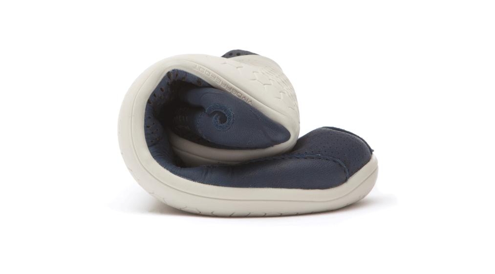 Vivobarefoot PRIMUS LUX L Leather Indigo ()