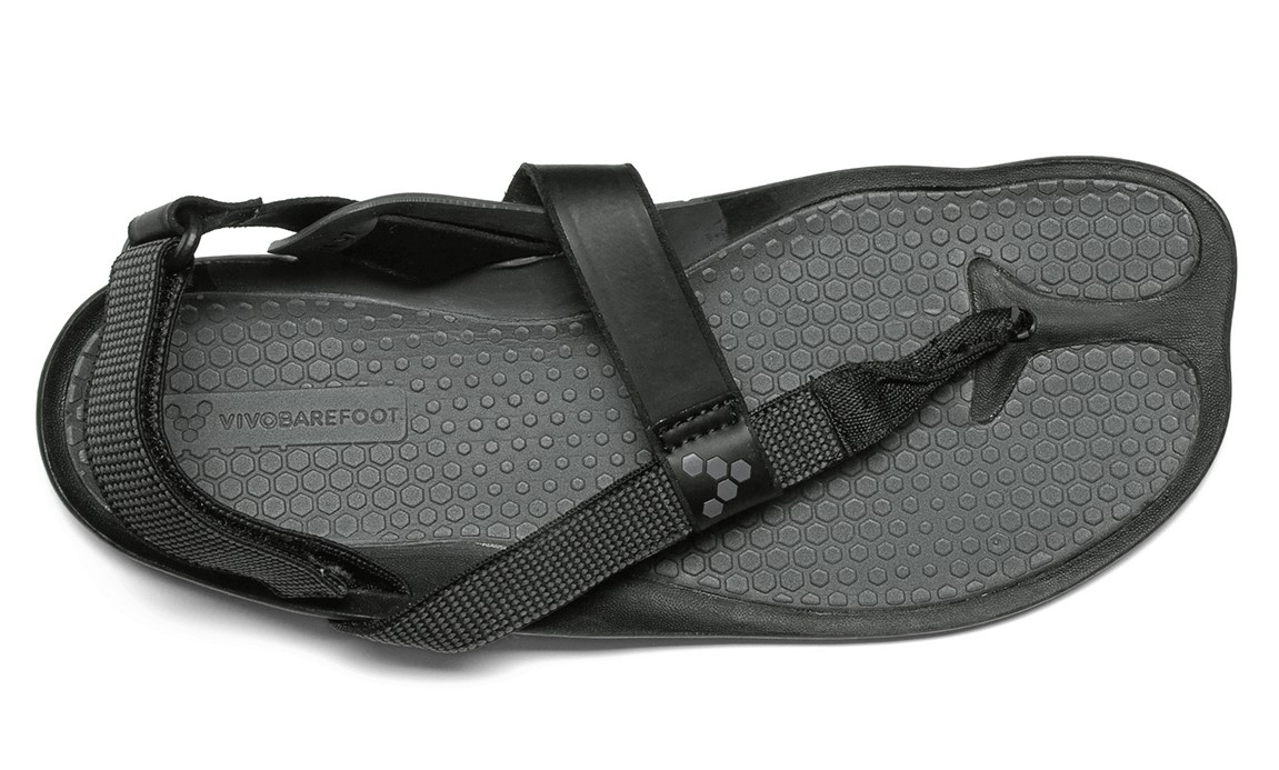 Vivobarefoot  ECLIPSE 2 L Rubber Black ()