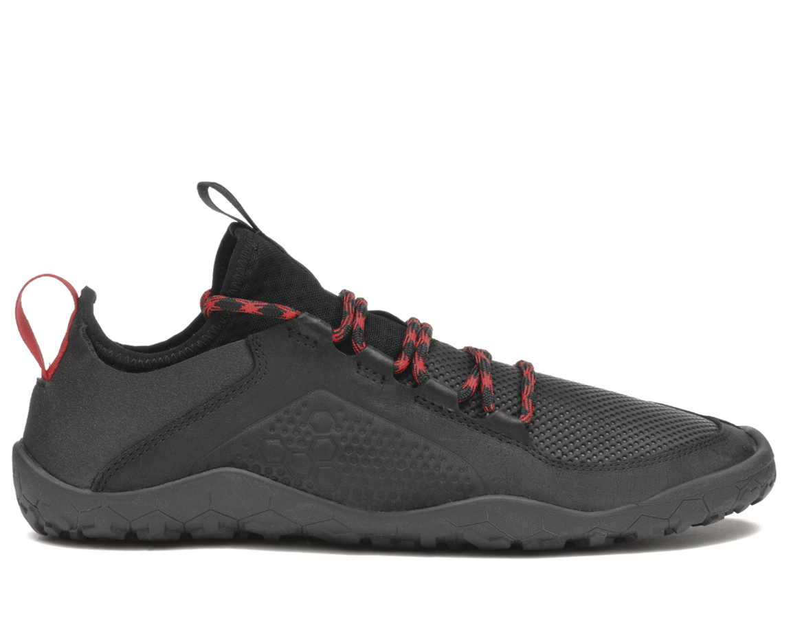 Vivobarefoot PRIMUS TREK M Leather Black ()