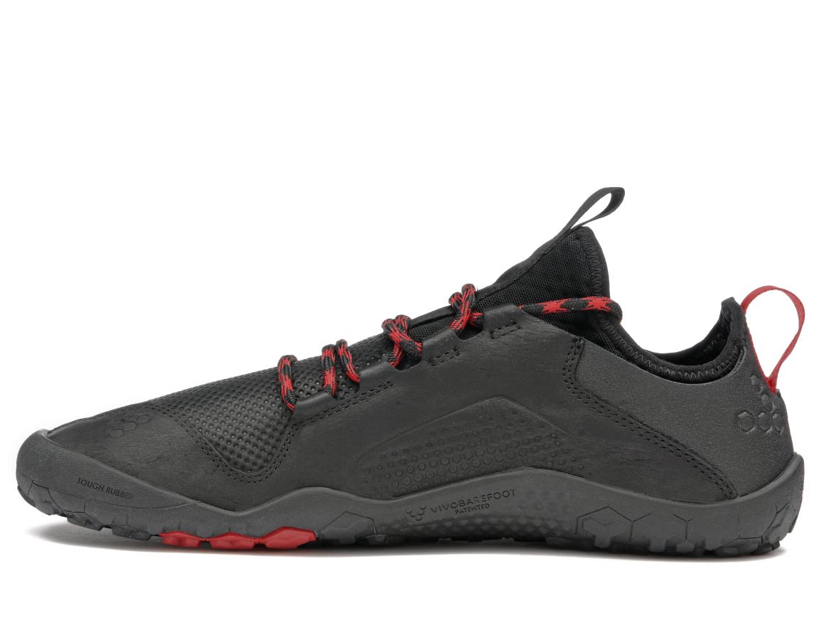 Vivobarefoot PRIMUS TREK L Leather Black ()