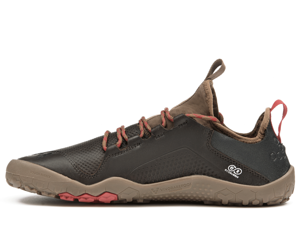 Vivobarefoot PRIMUS TREK M Leather Dk Brown ()