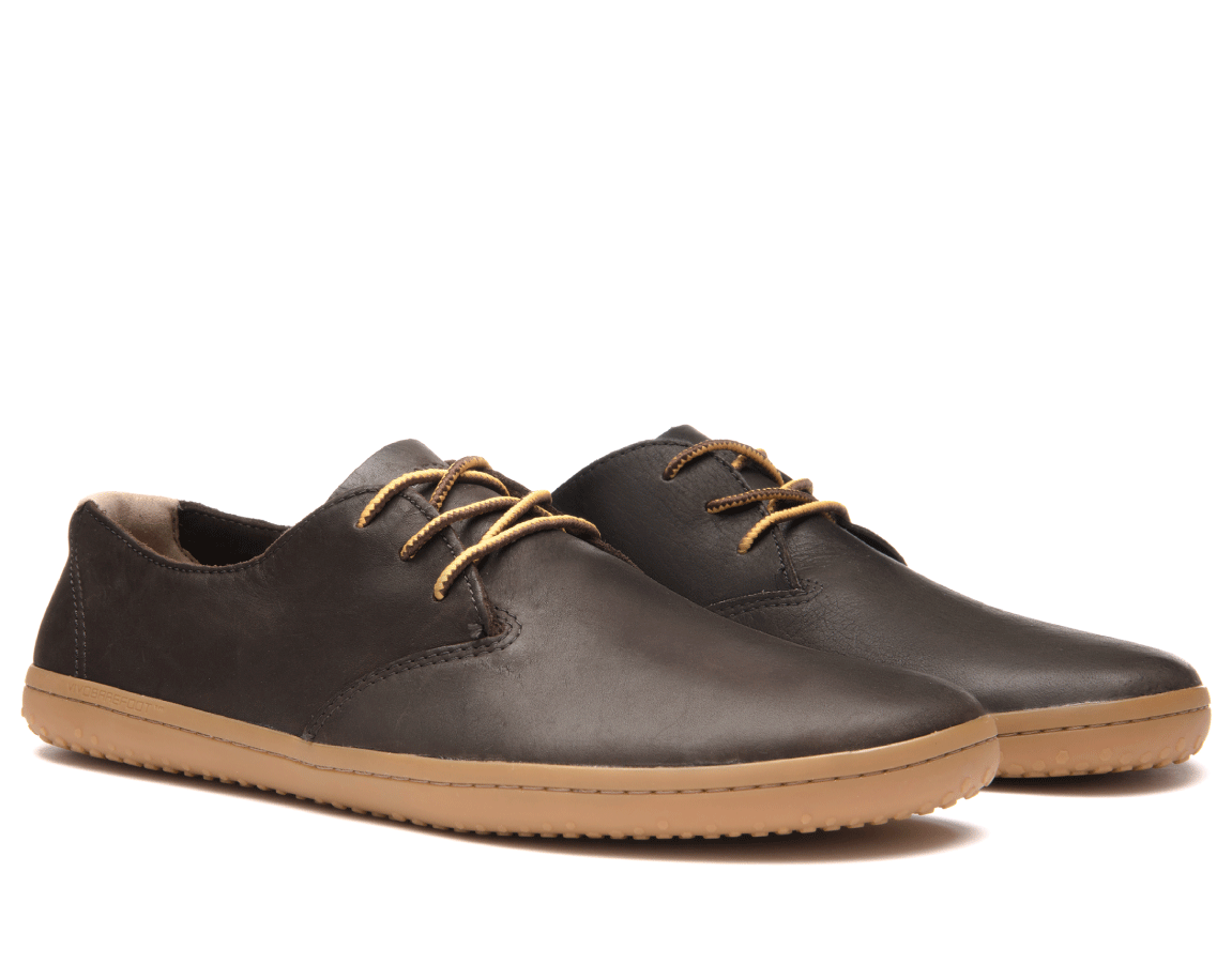 Vivobarefoot RA II M Leather Brown/Hide ()