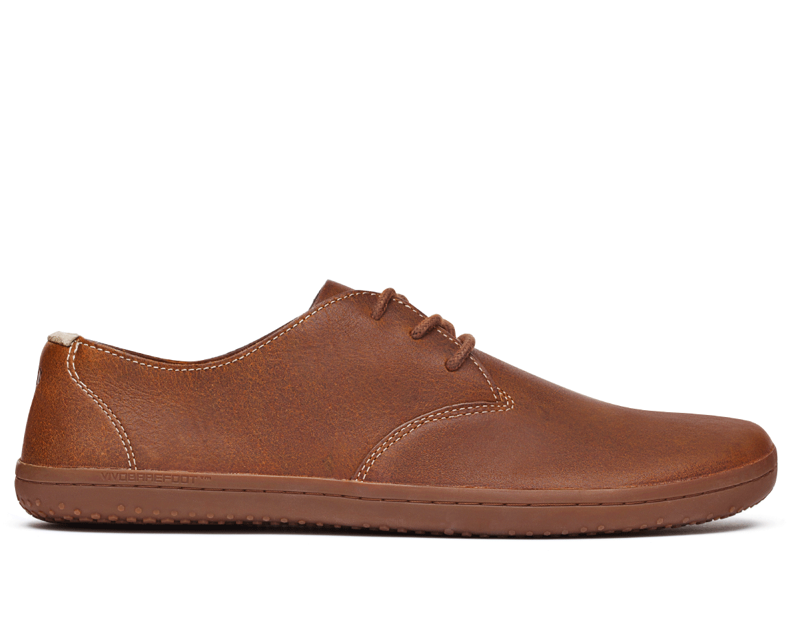 Vivobarefoot RA II M Leather Tobacco/Hide ()