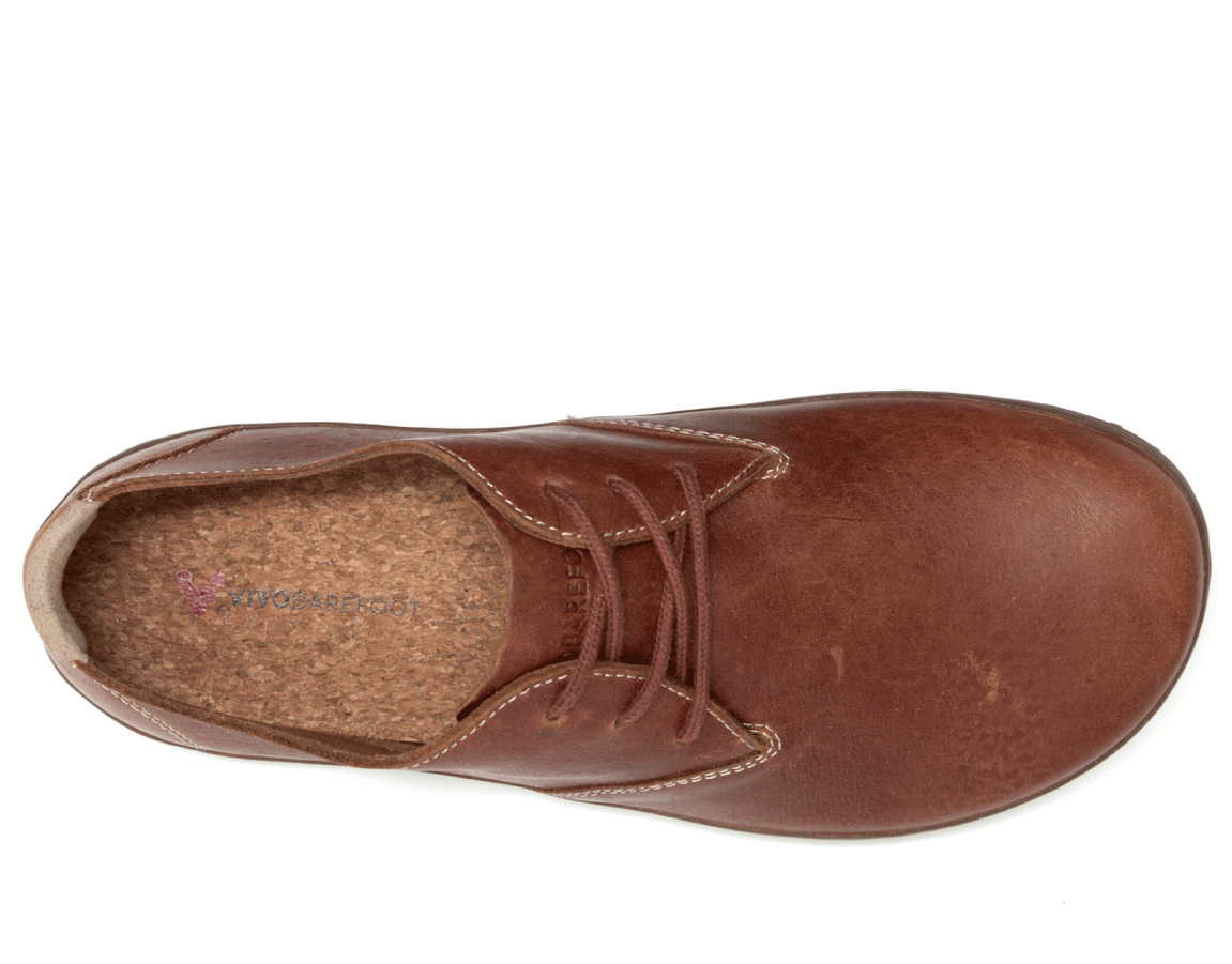Vivobarefoot RA II M Leather Tobacco/Hide ()