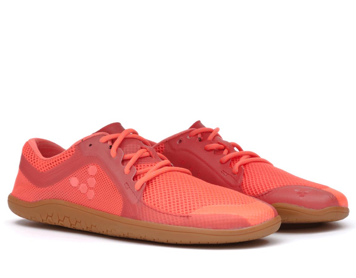 Vivobarefoot  PRIMUS LITE L Neon Red ()