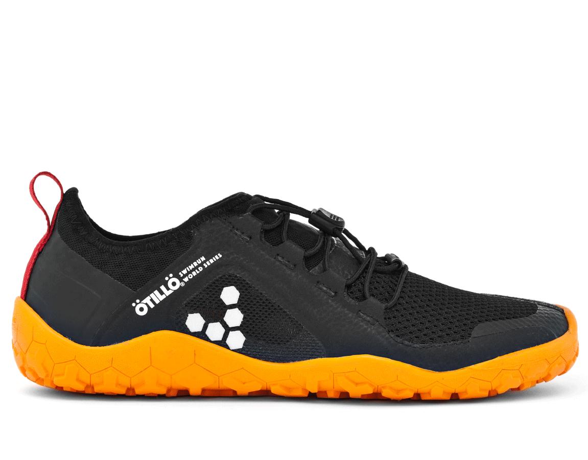 Vivobarefoot PRIMUS SWIMRUN FG L Mesh Black/Orange