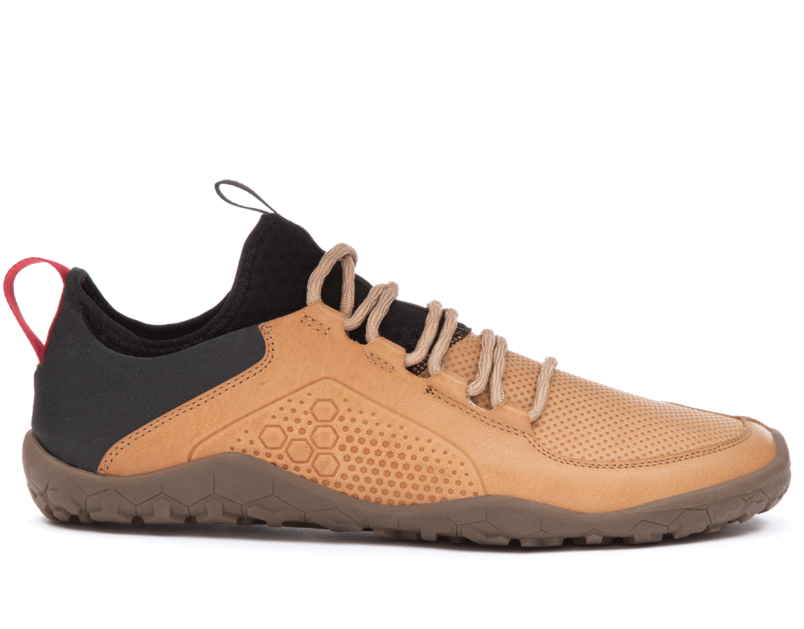 Vivobarefoot  PRIMUS TREK M Leather Tan