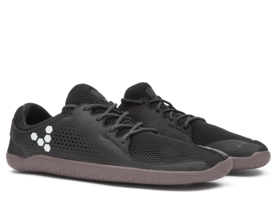Vivobarefoot PRIMUS TRIO M Leather Black ()