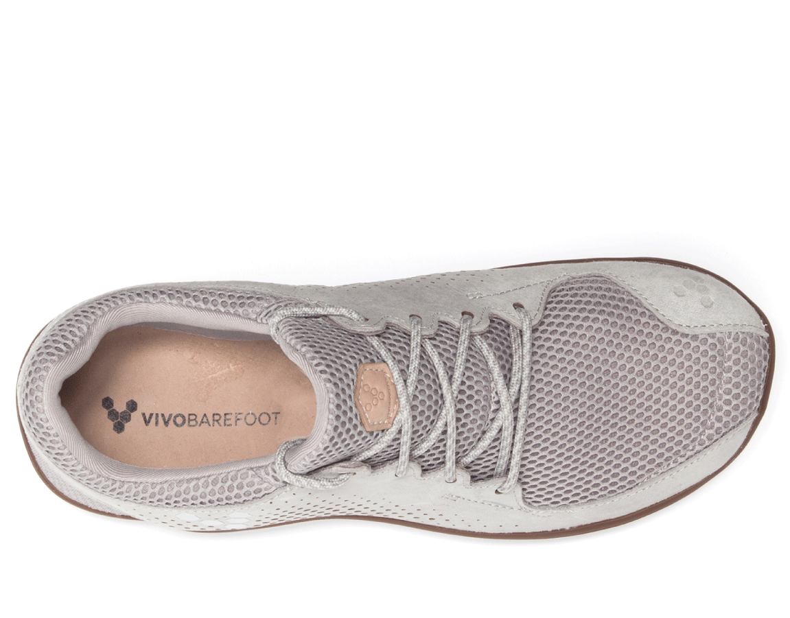 Vivobarefoot PRIMUS TRIO M Leather Grey ()