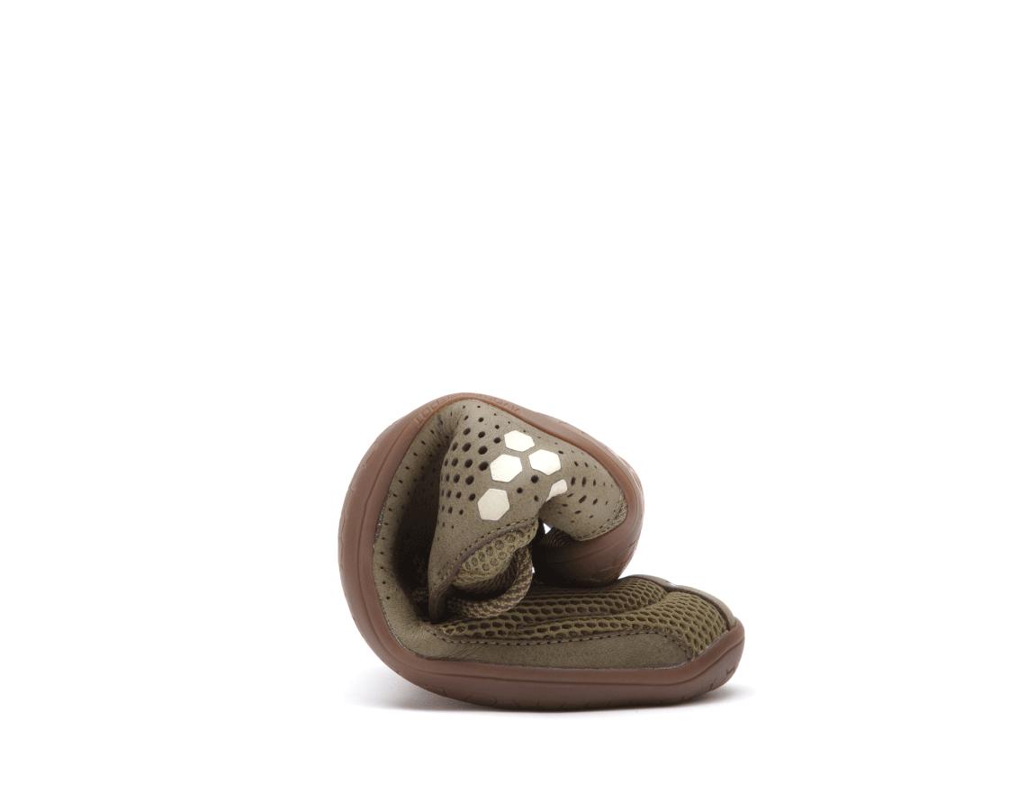 Vivobarefoot PRIMUS TRIO M Leather Olive ()