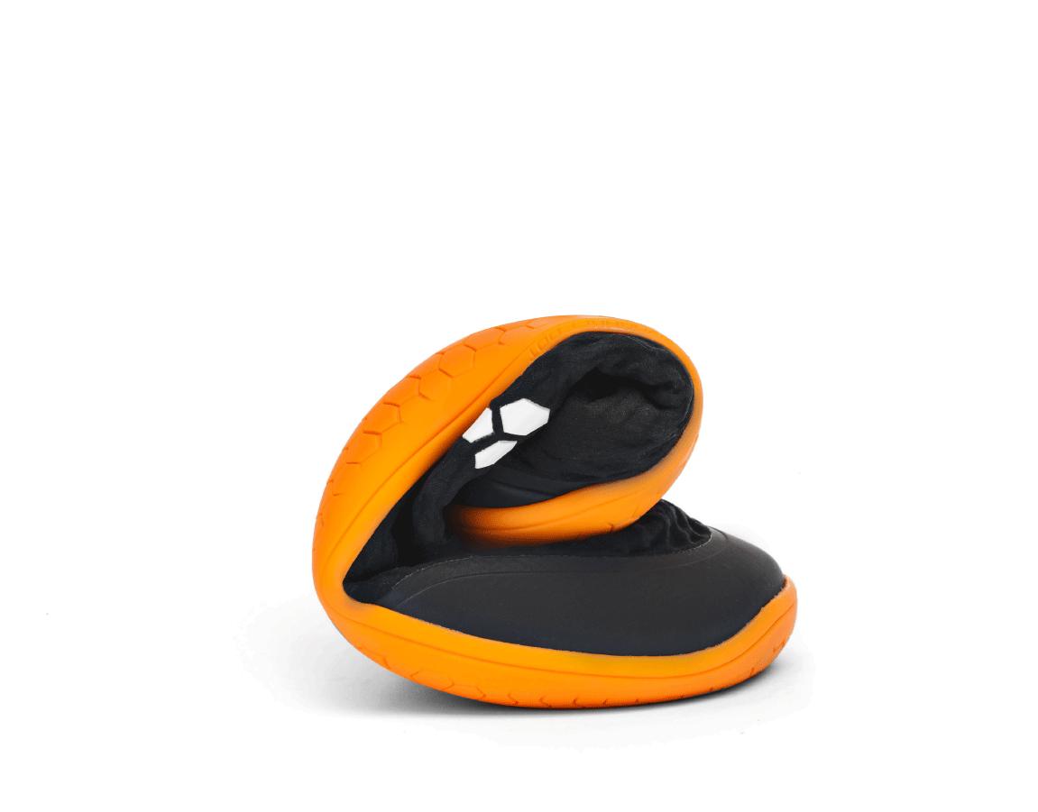 Vivobarefoot STEALTH 2 M BR Black/Orange ()