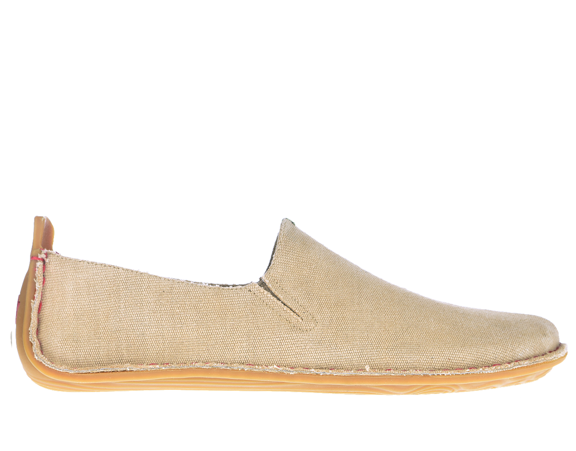 Vivobarefoot ABABA L Canvas Natural
