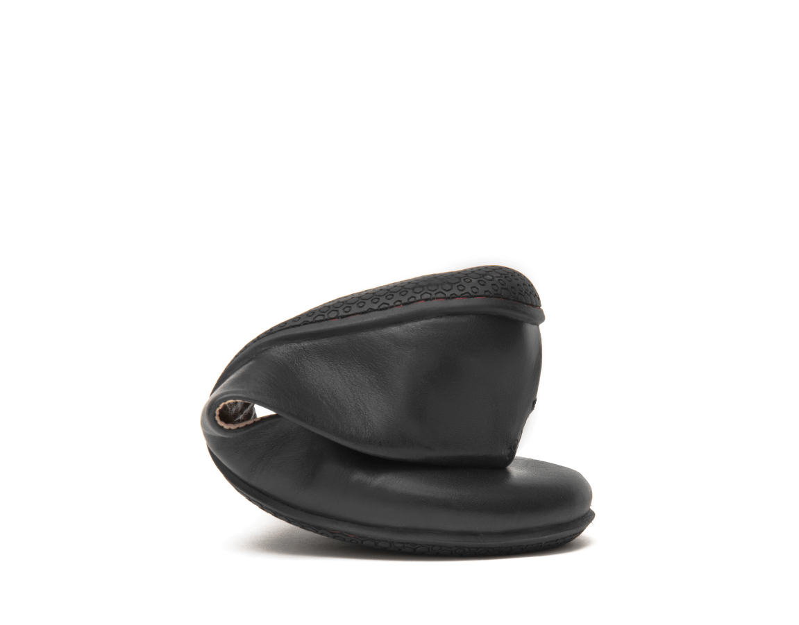 Vivobarefoot  JUTTEE Leather L Black ()