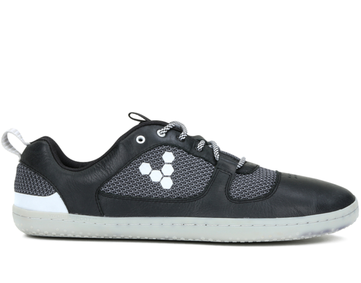 Vivobarefoot AQUA 2 M Leather Black ()